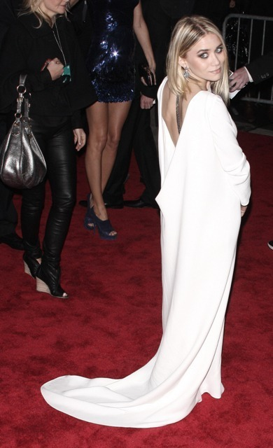 Ashley Olsen at the 2013 Costume Institute Gala  149564